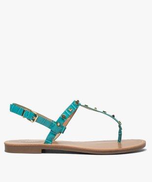 Sandales femme à entre-doigts avec clous décoratifs - Only Only vue1 - ONLY - GEMO
