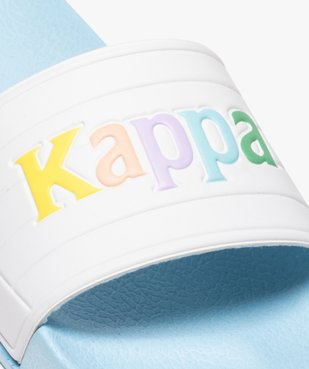 Mules de piscine femme avec bandeau coloré - Kappa vue6 - KAPPA - GEMO