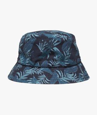 Chapeau garçon forme bob avec motifs tropicaux vue2 - Nikesneakers (ENFANT) - Nikesneakers