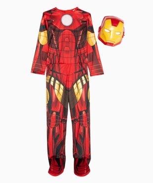 Déguisement enfant Iron Man - Marvel (2 pièces) vue2 - MARVEL - GEMO