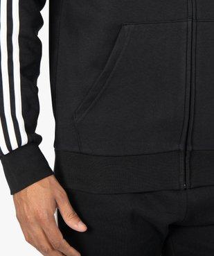 Sweat homme zippé à capuche - Adidas vue2 - ADIDAS - GEMO