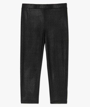 Pantalon femme irisé à taille élastiquée vue4 - GEMO (G TAILLE) - GEMO
