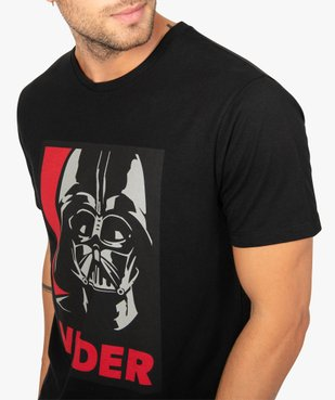 Tee-shirt homme avec motif Dark Vador – Star Wars vue2 - STAR WARS - GEMO