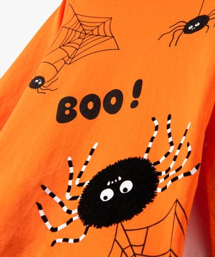 Tee-shirt garçon avec motifs araignées vue2 - GEMO (ENFANT) - GEMO
