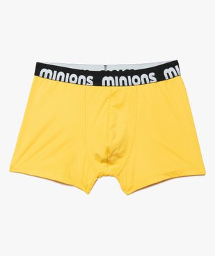 Boxer homme en microfibre douce - Les Minions 2 vue2 - NBCUNIVERSAL - GEMO