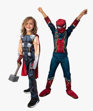 Déguisement enfant Iron Spider 2 pièces - Avengers vue5 - MARVEL - GEMO