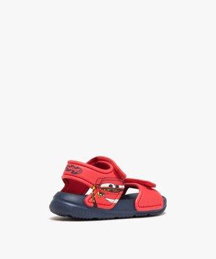 Sandales de plage garçon - Cars vue4 - CARS - GEMO