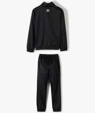 Survêtement fille 2 pièces : sweat zippé + pantalon - Umbro vue5 - UMBRO - Nikesneakers