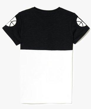 Tee-shirt imprimé basket-ball - Moi, Moche et Méchant vue2 - MINIONS - GEMO