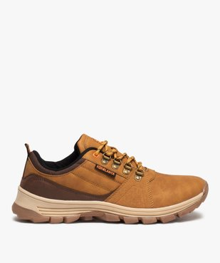 Chaussures de trekking homme à lacets – Koh-Lanta vue1 - KOH-LANTA - Nikesneakers