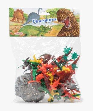Lot de 6 figurines dinosaures – Kim'Play vue1 - KIM PLAY - GEMO