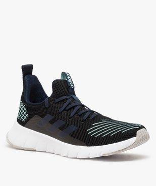 Baskets homme multicolores à lacets – Adidas X Parley vue2 - ADIDAS - GEMO