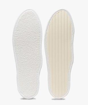 Semelles hygiène 100 % coton - Baranne vue1 - BARANNE - GEMO