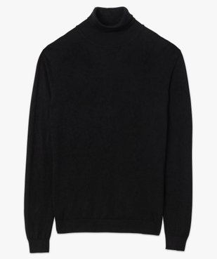 Pull homme à col roulé en maille fine vue4 - Nikesneakers (HOMME) - Nikesneakers