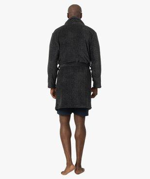 Robe de chambre peignoir pour homme vue3 - Nikesneakers(HOMWR HOM) - Nikesneakers
