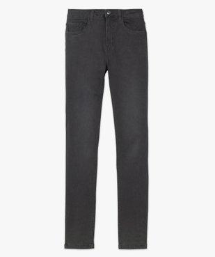 Pantalon femme coupe Slim taille haute – L30 vue4 - GEMO(FEMME PAP) - GEMO