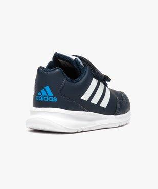 Basket bébé fermeture à scratch - Adidas vue4 - ADIDAS - GEMO