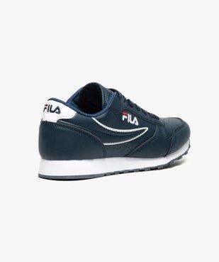 Baskets femme retro running classiques - Fila Orbit Low vue4 - FILA - Nikesneakers
