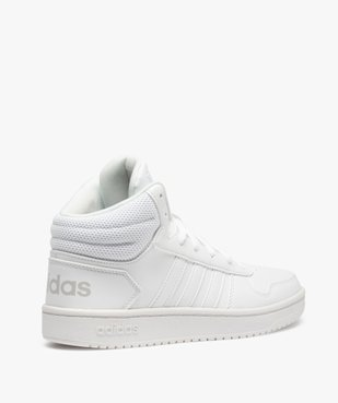 Baskets femme semi-montantes – Adidas Hoops Mid 2.0 vue4 - ADIDAS - Nikesneakers