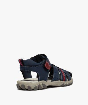 Sandales garçon tout terrain à scratch et bout fermé vue4 - Nikesneakers (ENFANT) - Nikesneakers