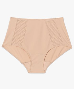 Culotte femme taille haute effet ventre plat - DIM vue4 - DIM - GEMO