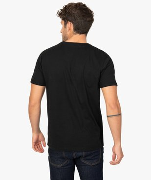 Tee-shirt homme avec motif Dark Vador – Star Wars vue3 - STAR WARS - GEMO