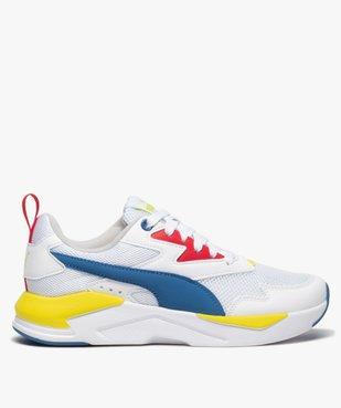 Baskets garçon jogger multicolores - Puma vue1 - PUMA - GEMO