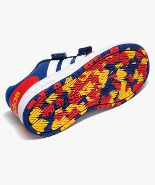 Baskets bébé garçon multicolores – Adidas Hoops 2.0 vue6 - ADIDAS - GEMO