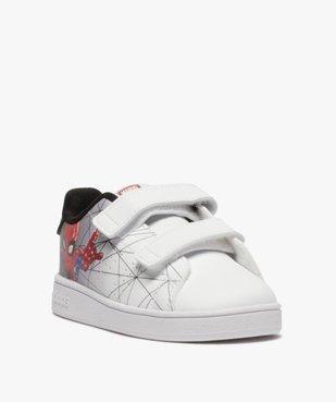 Baskets garçon à scratch – Adidas Advantage Spiderman vue2 - ADIDAS - GEMO
