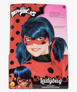 Perruque enfant Ladybug - Miraculous vue2 - DISNEY - GEMO