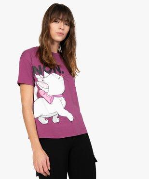 Tee-shirt femme large - Disney Animals vue1 - DISNEY DTR - GEMO