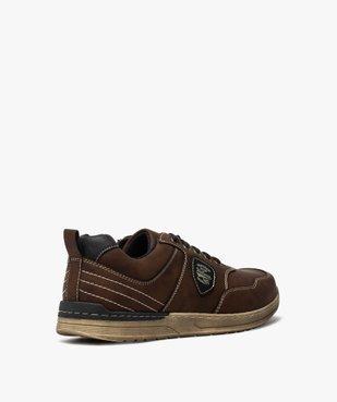 Baskets homme confort style baskets de ville vue4 - WELLNESS - Nikesneakers