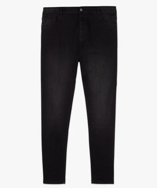 Jean femme slim 5 poches taille normale vue4 - GEMO (G TAILLE) - GEMO