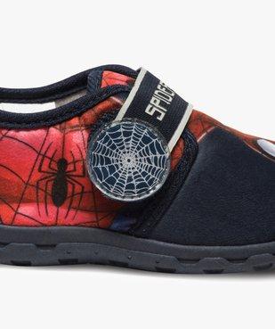 Chaussons garçon avec fermeture scratch – Spiderman vue6 - SPIDERMAN - GEMO