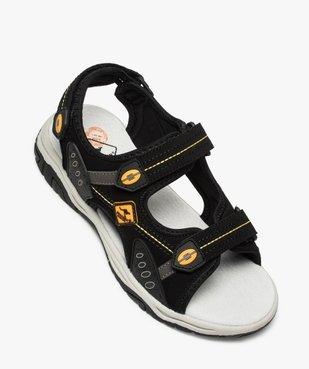 Sandales garçon à scratchs - Roadsign vue5 - ROADSIGN - GEMO