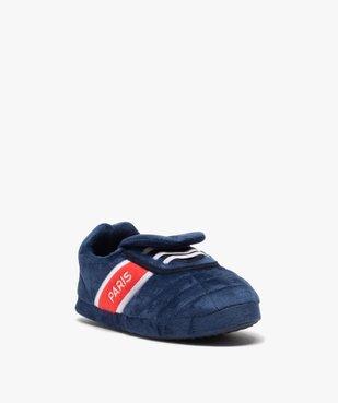Chaussons garçon 3 D chaussure de foot - PSG vue2 - PSG - Nikesneakers
