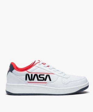 Baskets homme multicolores à lacets - Nasa vue1 - NASA - GEMO