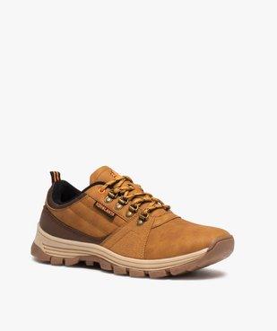 Chaussures de trekking homme à lacets – Koh-Lanta vue2 - KOH-LANTA - Nikesneakers