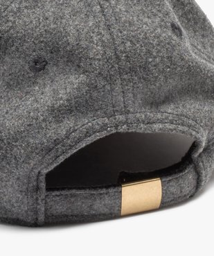 Casquette homme bicolore et bimatière vue3 - Nikesneakers (HOMME) - Nikesneakers