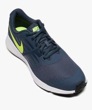 Baskets basses lacées - Nike Star Runner vue5 - NIKE - GEMO