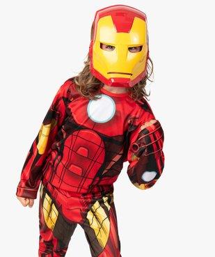 Déguisement enfant Iron Man - Marvel (2 pièces) vue1 - MARVEL - GEMO