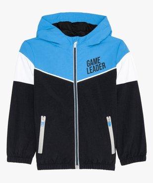 Coupe-vent garçon déperlant à capuche vue2 - Nikesneakers (ENFANT) - Nikesneakers