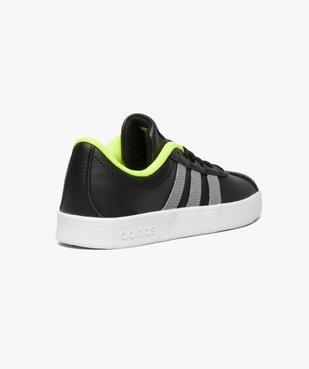 Basket basse intérieur fluo - Adidas VL Court 2.0 K vue4 - ADIDAS - GEMO