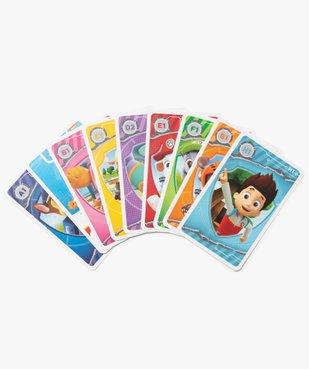 Jeu de cartes 4 en 1 Shuffle - La Pat'Patrouille vue2 - PAT PATROUILLE - GEMO