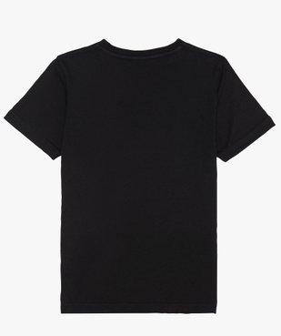 Tee-shirt garçon avec motif réfléchissant – Star Wars vue3 - STAR WARS - GEMO