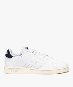Baskets femme unies à lacets – Adidas Advantage K vue1 - ADIDAS - GEMO