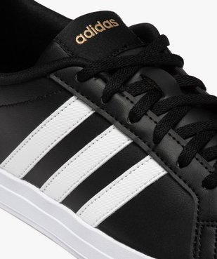 Tennis femme bicolores à lacets – Adidas Courtpoint vue6 - ADIDAS - Nikesneakers