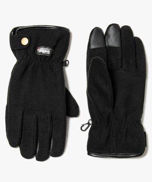 Gants homme de protection thermique - Thinsulate 3M vue1 - GEMO (ACCESS) - GEMO