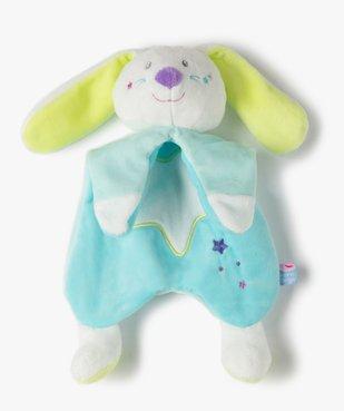 Doudou lapin phosphorescent - Sucre d'Orge vue1 - SUCRE D'ORGE - GEMO