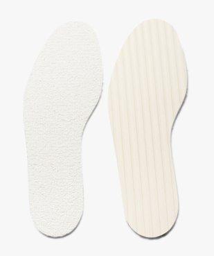 Semelles hygiène 100% coton vue1 - Nikesneakers(ENTRETIEN) - Nikesneakers